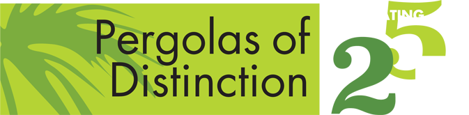 Pergolas of Distinction logo