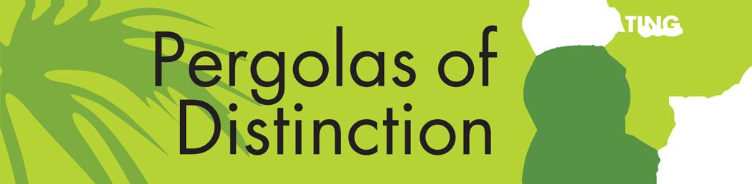 Pergolas of Distinction