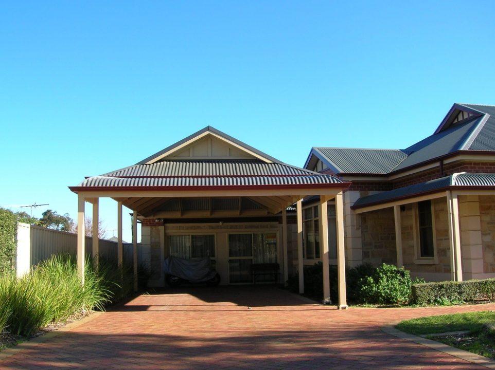 Timber Carports Adelaide