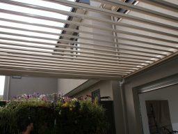 louvretec opening louvre roof