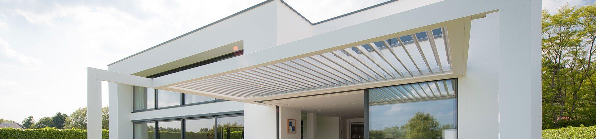 Louvretec Opening Roof