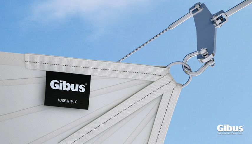 Gibus Retractable Sail