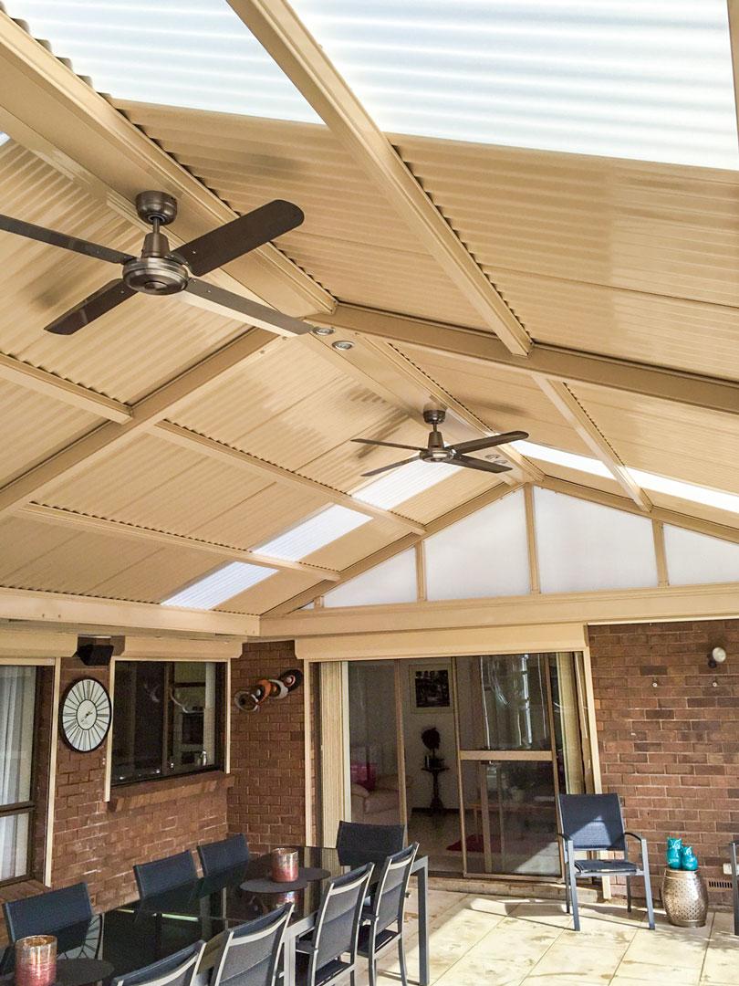 Steel Pergolas South Australia