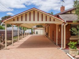 Timber carport adelaide