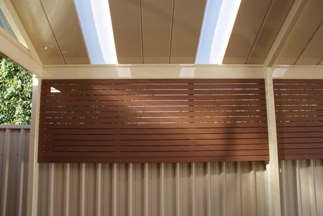 timber wall screen