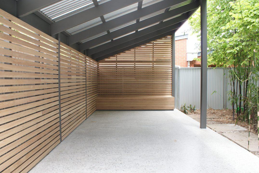 timber screening