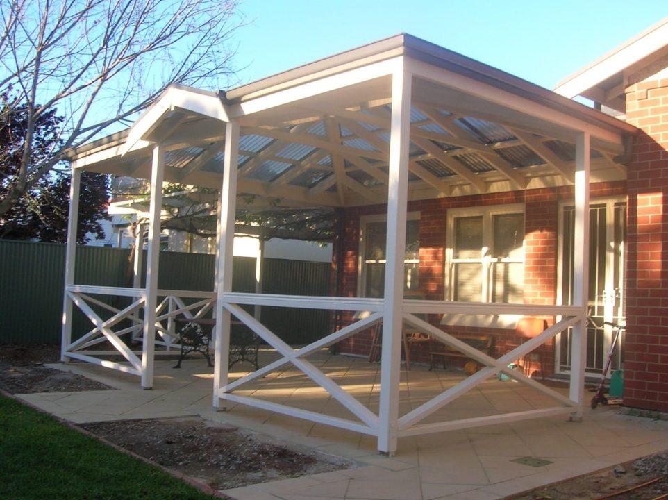 wood verandah