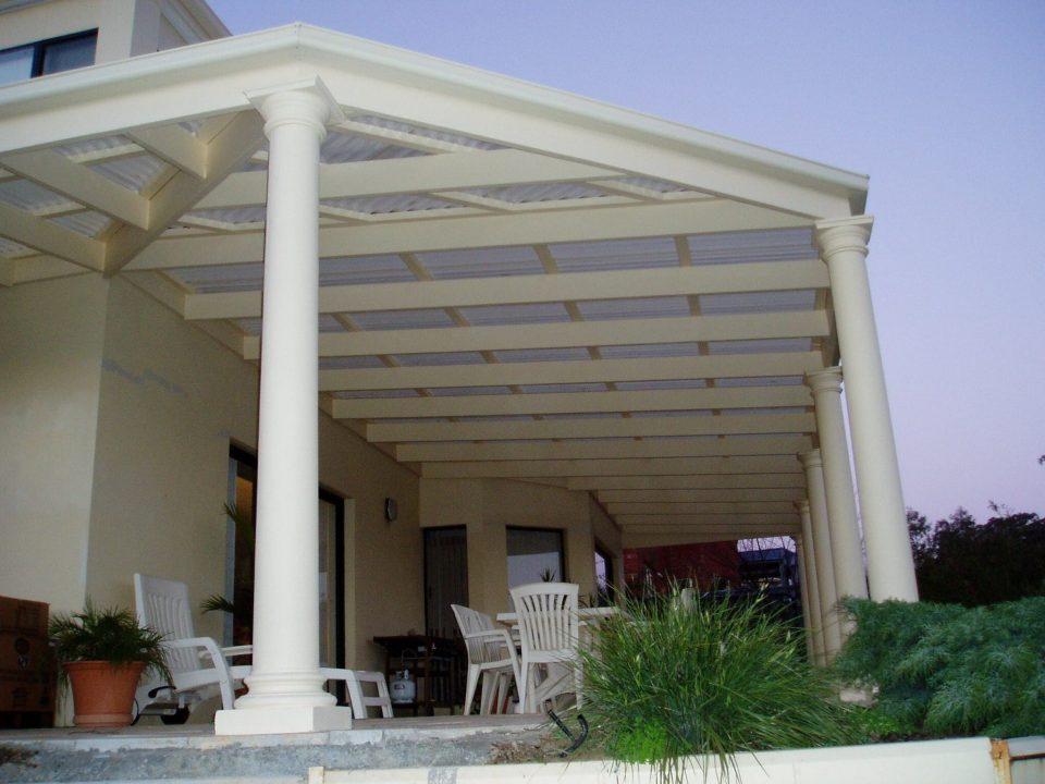 timber verandah